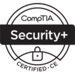 CompTIA-Security+-Badge