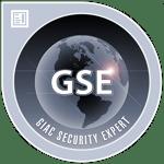 GIAC-GSE-Security-Expert-Badge
