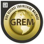 GREM-GIAC-Reverse-Engineering-Malware